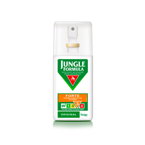 JUNGLE FORMULA REPELLENTE INSETTI FORTE SPRAY ORIGINAL 75ML