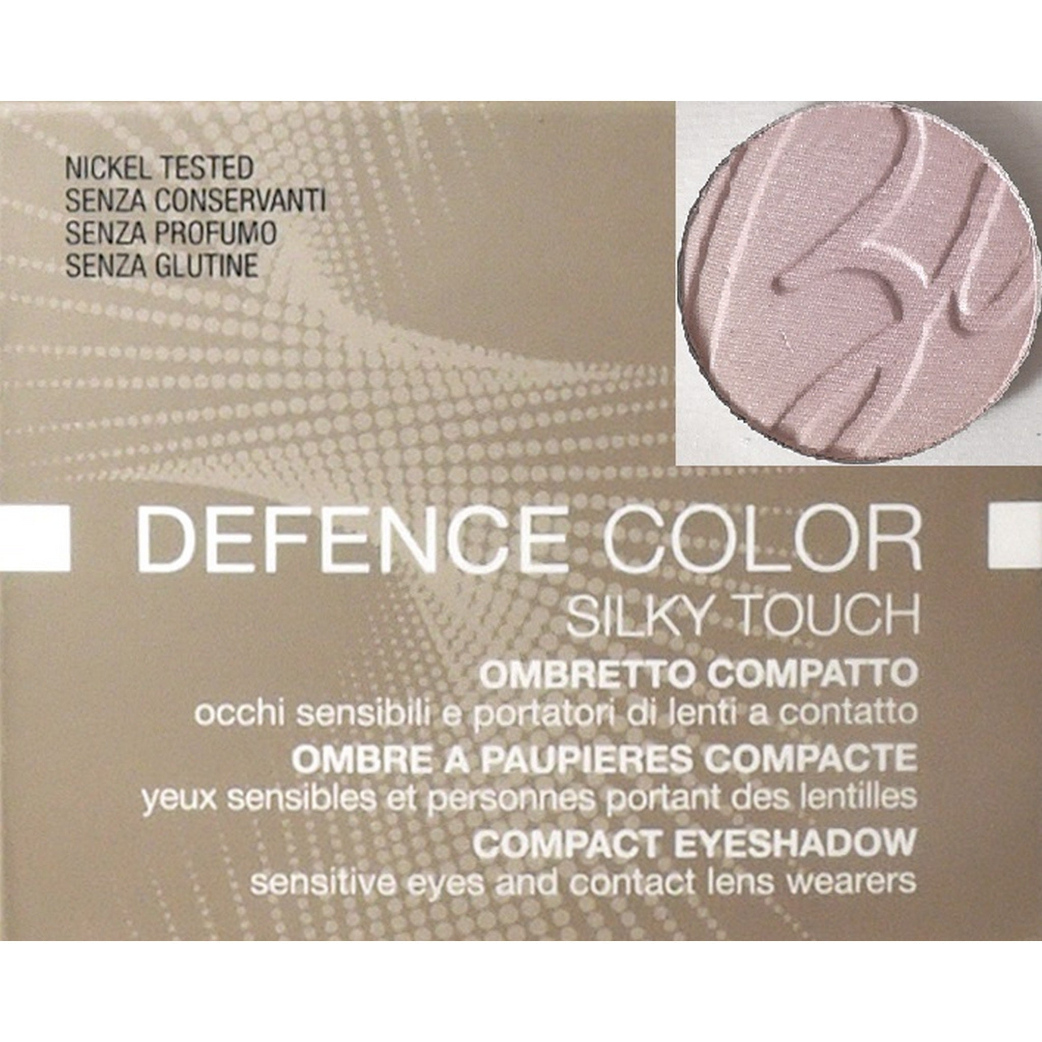 DEFENCE COLOR OMBRETTO QUARTZ ROSE 407