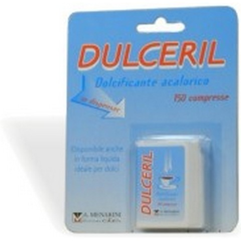 DULCERIL 150 COMPRESSE