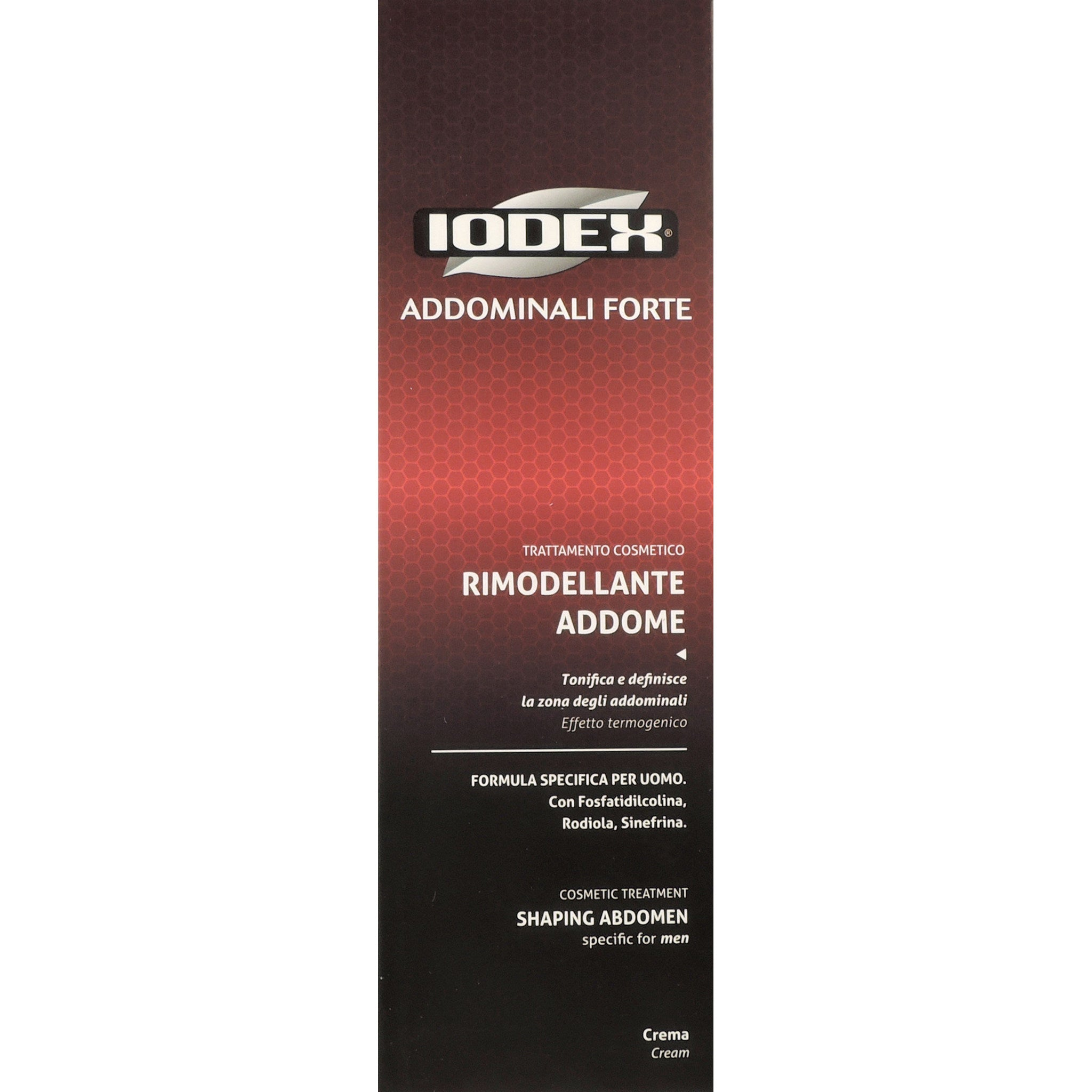 IODEX ADDOMINALI FORTE 220ML