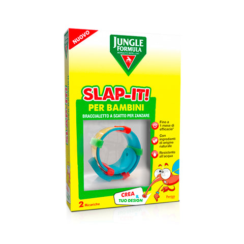 JUNGLE FORMULA SLAP-IT BRACCIALETTO BAMBINI 1PZ