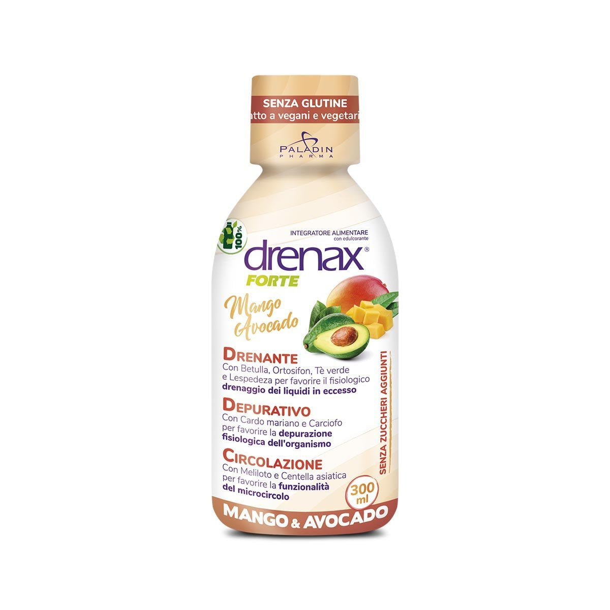 DRENAX FORTE MANGO & AVOCADO 300ML