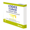 CODEX 12 CAPSULE 5 MILIARDI 250MG