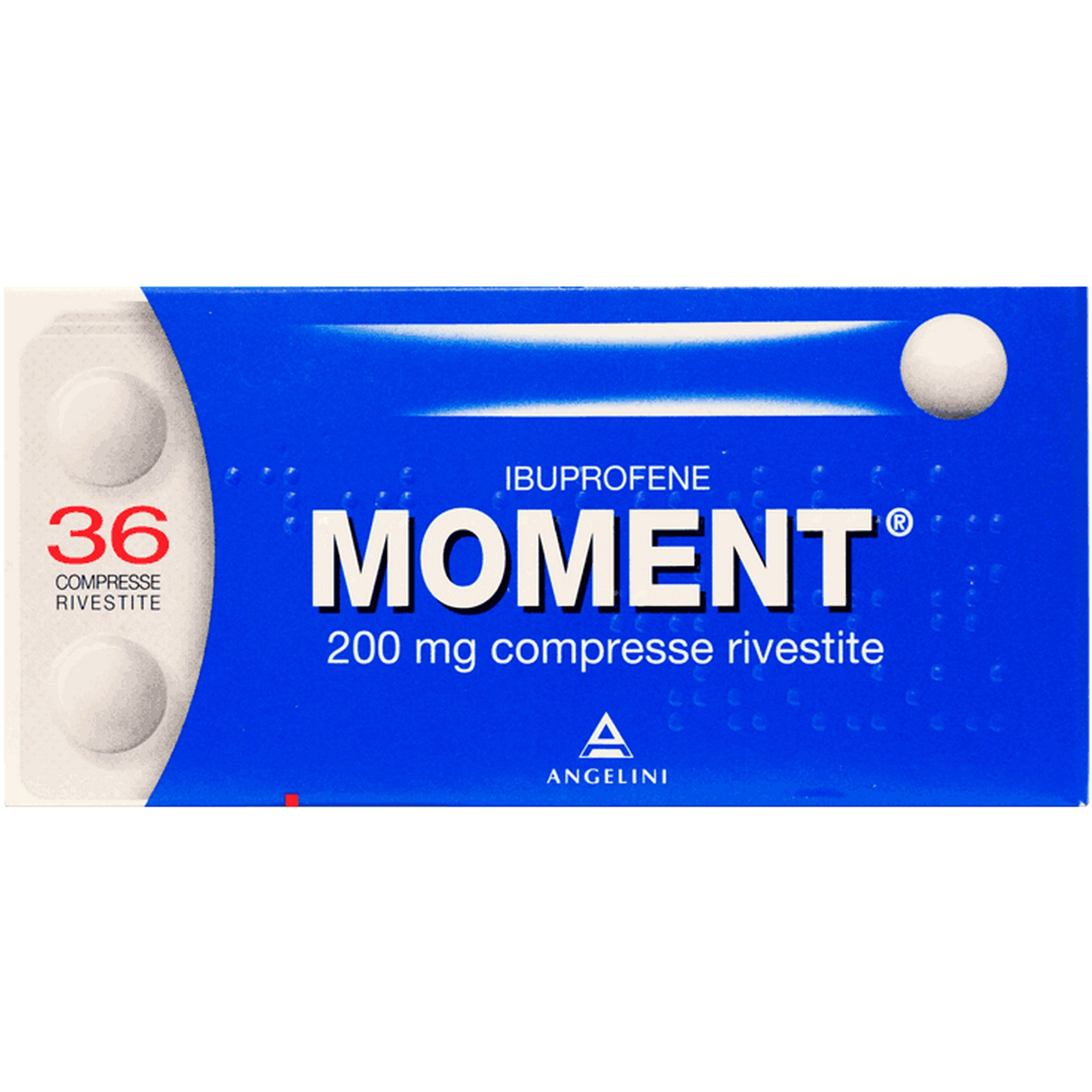 MOMENT 36 COMPRESSE RIV 200MG