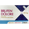 BRUFEN DOLORE OS 24 BUSTE 40MG