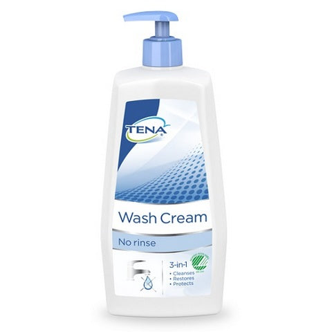 TENA WASH CREAM 500ML