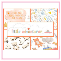 American Craft > Pink Paislee  Little Adventures
