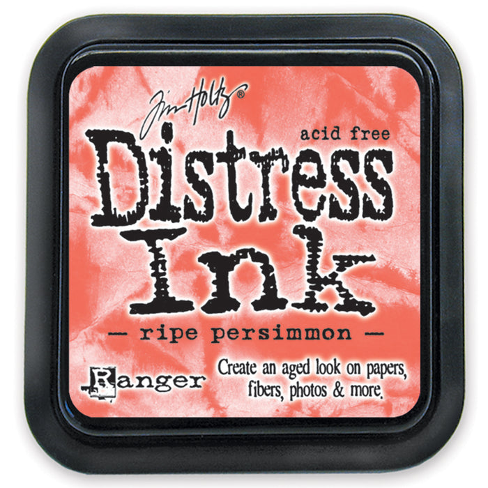TIM HOLTZ DISTRESS INK PAD RIPE PERSIMMON