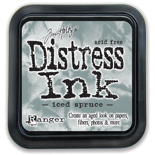 TIM HOLTZ DISTRESS INK PAD ICED SPRUCE