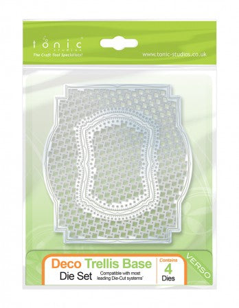 TONIC DECOTRELLIS BASE  DIE SET