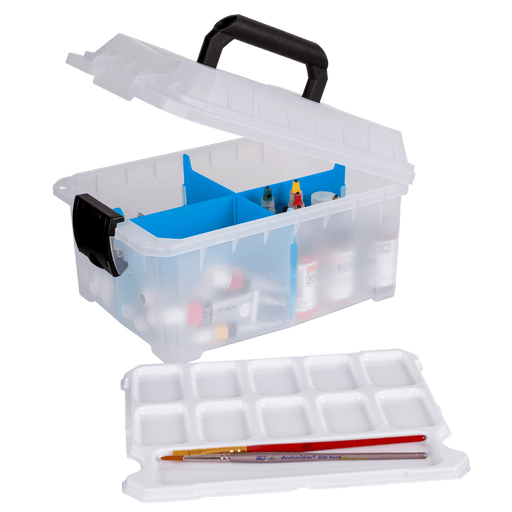 ARTBIN SIDEKICK CUBE WITH PAINT PALLET TRAY