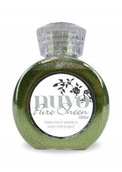 TONIC PURE SHEEN GLITTER OLIVE GREEN