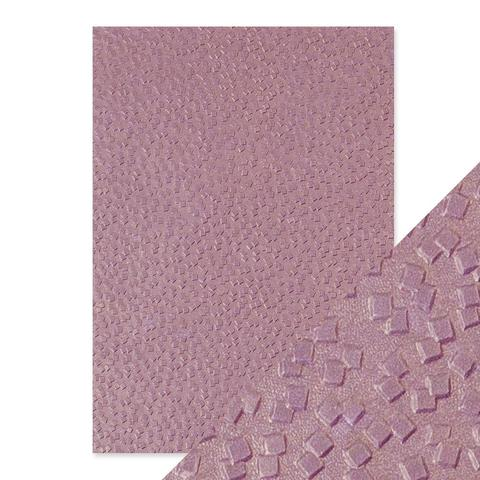 TONIC CRAFT PERFECT CARD STOCK A4 5PK  FALLING GLITTER