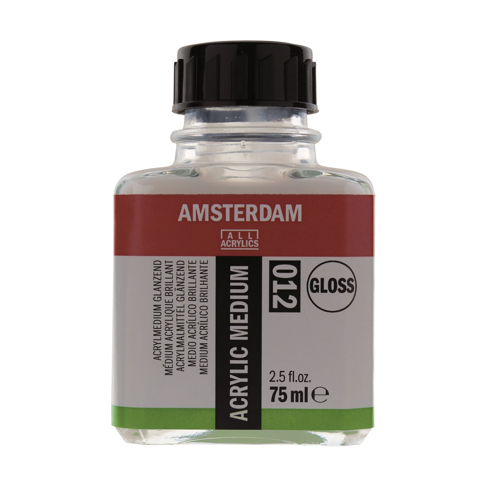 AMSTERDAM  ACRYLIC MEDIUM  GLOSS
