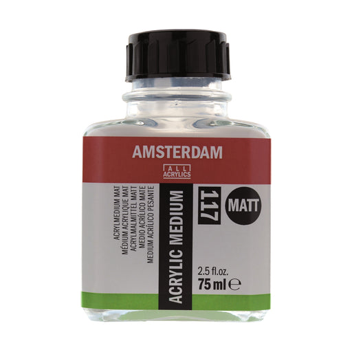 AMSTERDAM  ACRYLIC MEDIUM  MATT