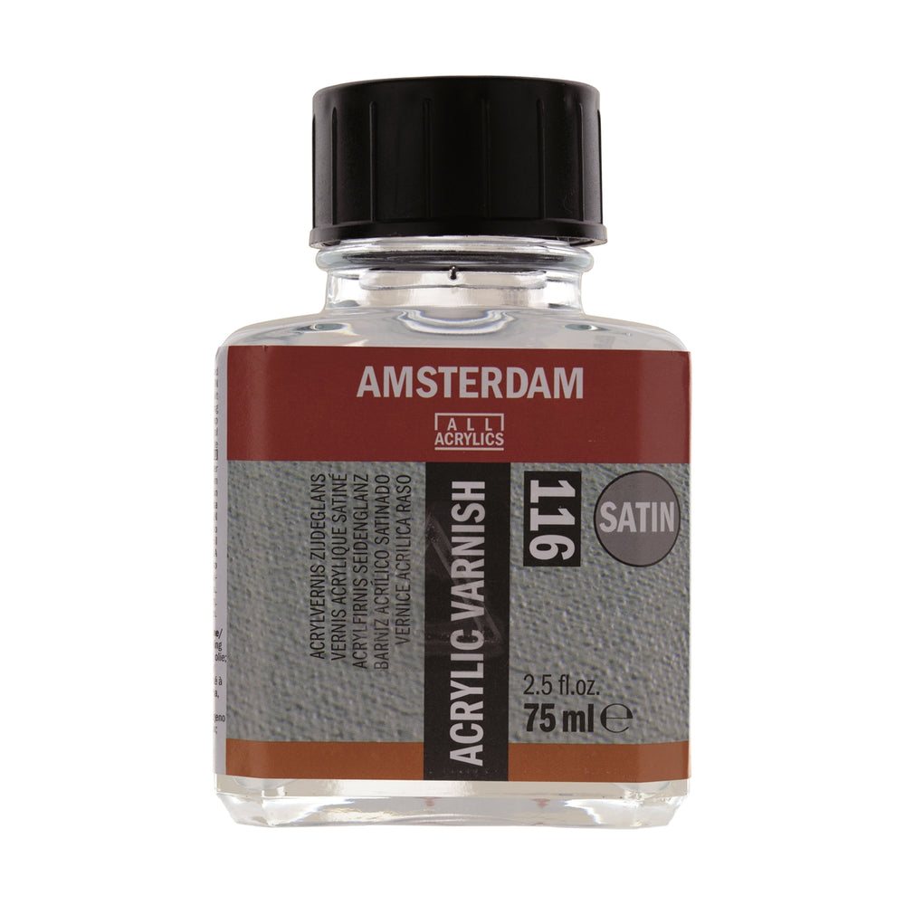 AMSTERDAM  ACRYLIC VARNISH  SATIN