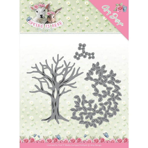 AMY DESIGN SPRING IS HERE  SPRING TREE