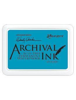 RANGER ARCHIVAL INK PAD  BLUEBIRD