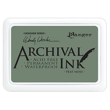 RANGER ARCHIVAL INK PAD  PEAT MOSS