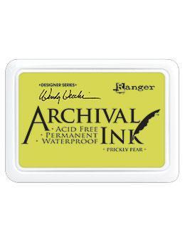 RANGER ARCHIVAL INK PAD  PRICKLY PEAR