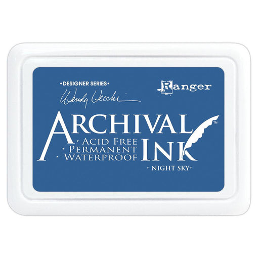 RANGER ARCHIVAL INK PAD  NIGHT SKY
