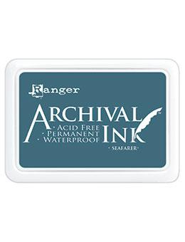 ARCHIVAL INK STAMP PAD SEAFARER