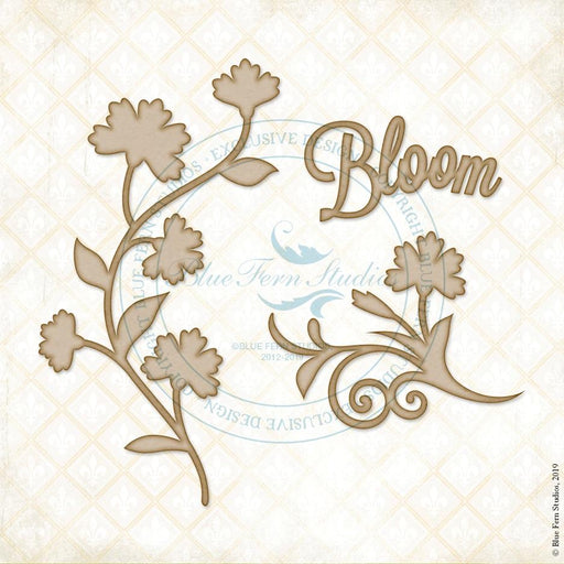 BLUEFERN STUDIO  RADIANCE CHIPBOARD BLUSHING BLOOM