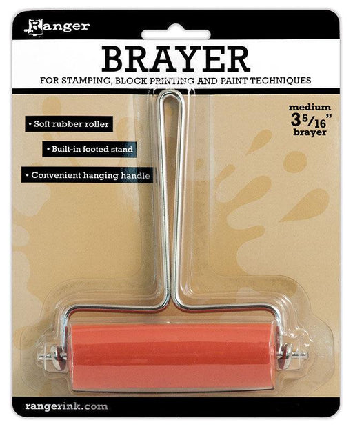 SPEEDBALL 3 5/16 SOFT RUBBER BRAYER