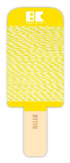 BEST CREATIONS BAKERS TWINE BRIGHT YELLOW