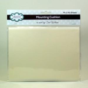 CREATIVE EXPRESSION MOUNTING CUSHION A5 PK2 SHEETS