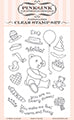 IMPRESSION OBSESSION  CLEAR STAMP  BEARY SWEET SET