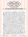 IMPRESSION OBSESSION  CLEAR STAMP  PETITE FLOWER
