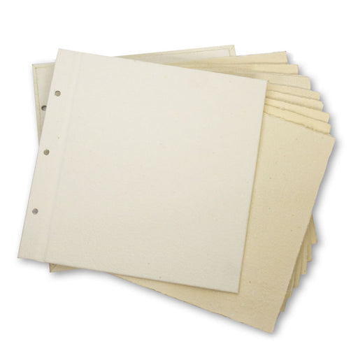 STAMPERIA  BLANK PHOTO ALBUM  20 PAGES IVORY 30 X 30