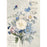STAMPERIA A4 RICE PAPER OLD ENGLISH BOUQUET