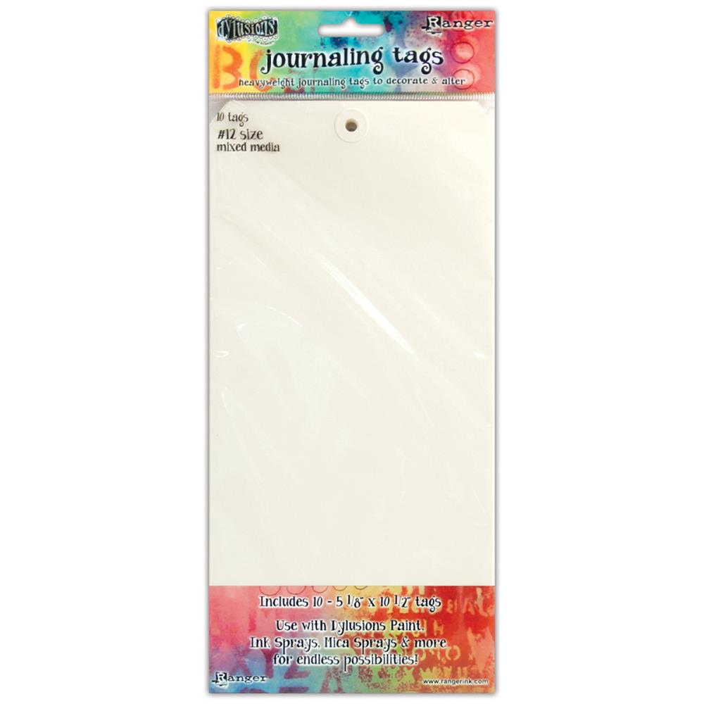 DYLUSIONS CREATIVE JOURNAL  INSERTS NUMBER 12  CREAM
