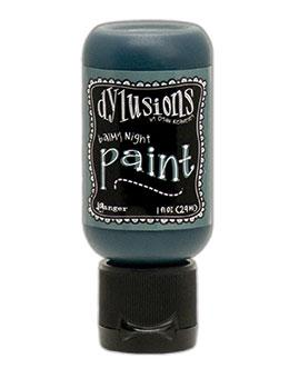 DYLUSIONS  MEDIA  PAINT 29ML  PAINT BALMY NIGHT