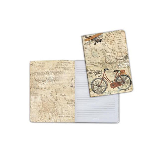 STAMPERIA A5   NOTEBOOK BICYCLE