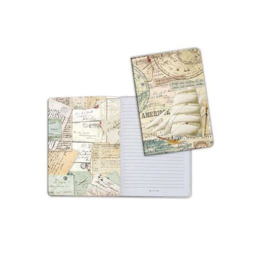 STAMPERIA A5   NOTEBOOK TALL SHIP