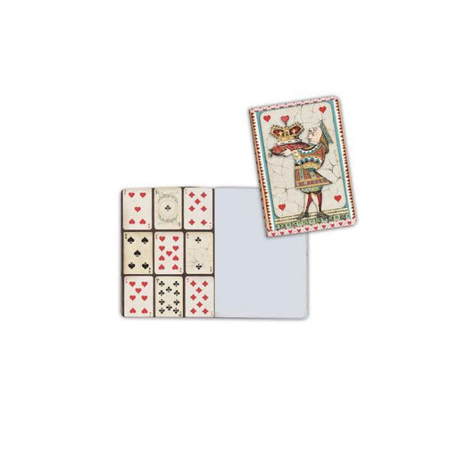 STAMPERIA A6   NOTEBOOK  MAD HATTER