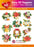 HEARTY CRAFTS EASY 3D TOPPERS CHRISTMAS FLOWERS