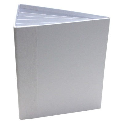 HEARTFELT 3D FLIP FOLD ALBUM WHITE