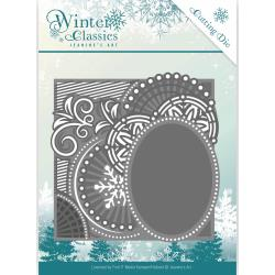 JEANINES ART DIES WINTER CLASSICS CURLY FRAME