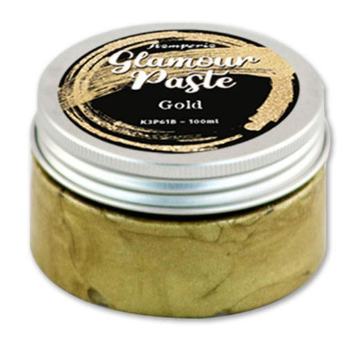 STAMPERIA GLAMOUR PASTE 100ML GOLD