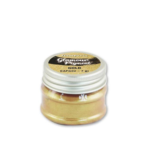 STAMPERIA GLAMOUR PIGMENT 7G GOLD