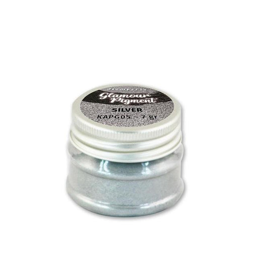 STAMPERIA GLAMOUR PIGMENT 7G SILVER