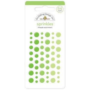 DOODLEBUG SPRINKLE LIMEADE  ASSORTMENT