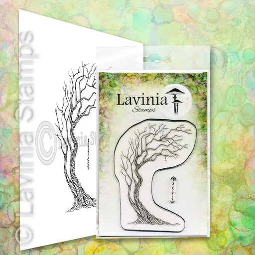LAVINIA STAMPS TREE OF COURAGE(PRE ORDER SHIPPING MID-LATE APRIL)