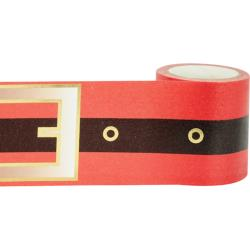 LITTLE B GOLD FOIL SANTA BELT 46MM