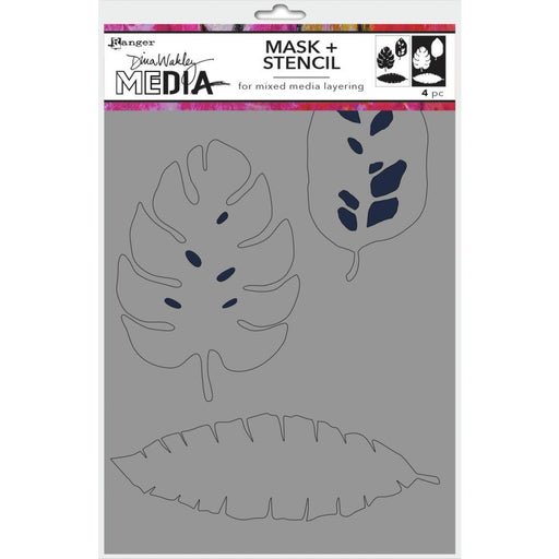 DINA-WAKLEY-MASK-AND-STENCIL-TROPICAL