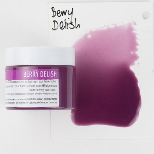 ART TREE CREATIONS OPAQUE PIGMENTS BERRY DELISH
